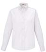 78193 - Ladies' Operate Long Sleeve Twill Shirt