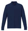 88192 - Men's Pinnacle Performance Long Sleeve Pique Polo