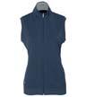 A272 - Ladies' Full-Zip Club Vest