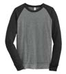 AA32022 - Champ Colorblock Eco-Fleece Sweatshirt