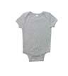 B100A - Infant 5.8 oz. Baby Rib Short-Sleeve One-Piece