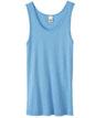 B4020 - Ladies' 100% Organic Cotton 2x1 Rib Tank