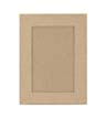 BLK-ICO-005 - Recycled Kraft Paper/ Backing Board Photo Frame