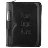 BLK-ICO-045 - Wingtip Jr. Zippered Padfolio