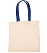 BLK-ICO-160 - Econo Cotton Tote Bag