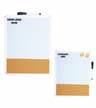 BLK-ICO-300 - Duo White Board/Cork Board