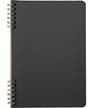 BLK-ICO-500 - Flex Spiral Notebook