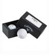 CALLAWAY2B - Callaway 2 Ball Business Card Box