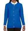 DP181W - Ladies' Perfect Fit Ribbon Cardigan