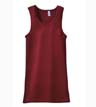 DT210A - Ladies' 2 x 1 Tank