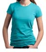 DT244 - Junior Ladies' Tick Stitch Tee