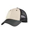 DT616 - Tri-Tone Mesh Back Cap