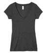 DT6502 - Junior's Very Important Tee Deep V-Neck