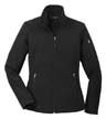 EB535 - Ladies' Rugged Ripstop Soft Shell Jacket