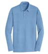 K577LS - Long Sleeve Meridian Cotton Blend Polo