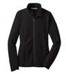 L223A - Ladies' Microfleece Jacket