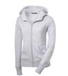 L265A - Ladies' Full-Zip Fleece Hooded Jacket
