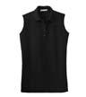 L500SVLSA - Ladies' Silk Touch Sleeveless Sport Shirt