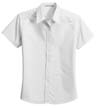 L507 - Ladies' Short Sleeve Easy Care, Soil Resistant Shirt