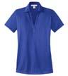 L528 - Ladies' Peformance Fine Jacquard Sport Shirt