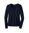 L530 - Ladies' Silk Touch Interlock Cardigan