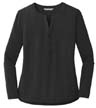 LK5432 - Ladies' Concept Henley Tunic
