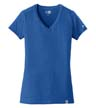 LNEA101 - Ladies' Heritage V-Neck Tee