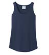 LPC54TT - Ladies' 100% Cotton Tank Top