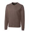 MCK00975 - Men's L/S Pima Decatur V-neck