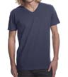 N3200A - Men's Fitted Short-Sleeve V