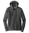 NEA511 - Tri-Blend Fleece Full-Zip Hoodie