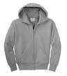 PC90YZHA - Youth Full Zip Hooded Sweatshirt