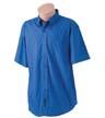 S507A - Men's Short Sleeve Easy Care, Soil Resistant Shirt