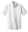 S633A - Short Sleeve Value Poplin Shirt