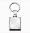 SMS-CG-3010 - Squared Two-Toned Key Tag