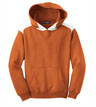 Y264 - Youth Pullover Hooded Sweatshirt w/Contrast Color