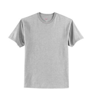Tagless 100% Cotton T-Shirt