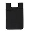 BLK-ICO-389 - Econo Silicone Mobile Device Pocket