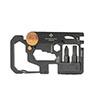 BLK-ICO-793 - Barrow Tool TSA Friendly Pocket Multi Tool