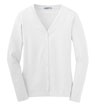 L515 - Ladies' Modern Stretch Cotton Cardigan