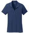 L568 - Port Authority Ladies' Cotton Touch Performance Polo