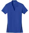 LST620 - Ladies Contrast PosiCharge Tough Polo