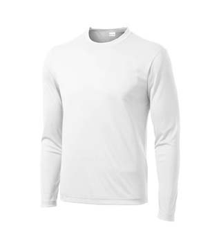 PosiCharge L/S Competitor Tee