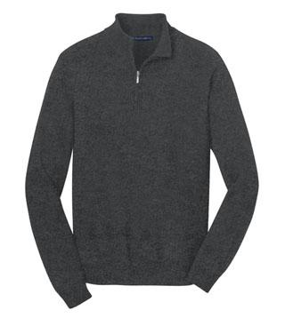 Men's 1/2-Zip Sweater